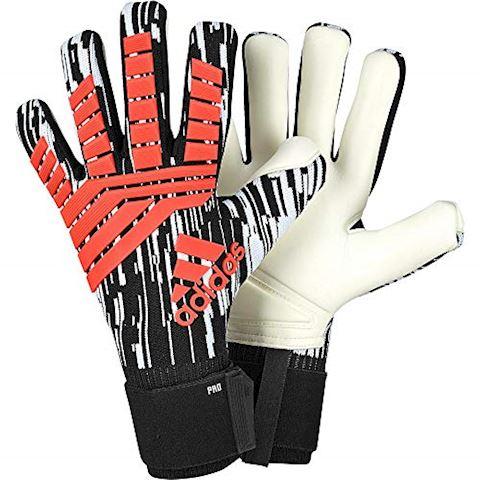 06092b8852da adidas Goalkeeper Gloves Predator Pro Manuel Neuer - Solar Red/Black Image