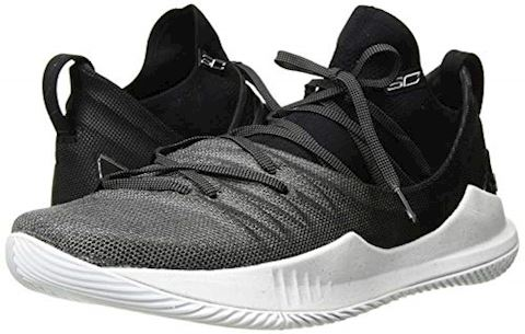 Under Armour Men's UA Curry 5 Basketball Shoes Image 6