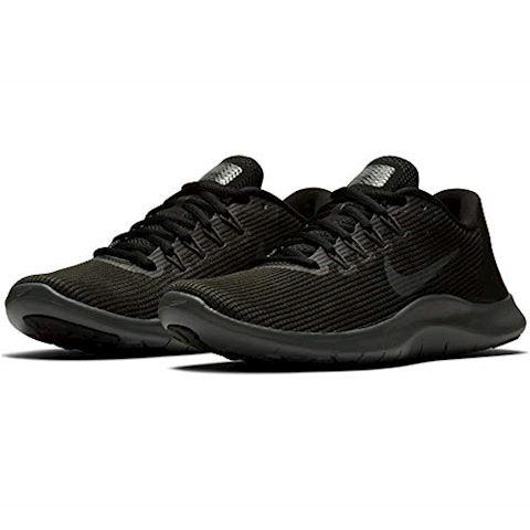 Nike Flex RN 2018 Women's Running Shoe - Black Image 16