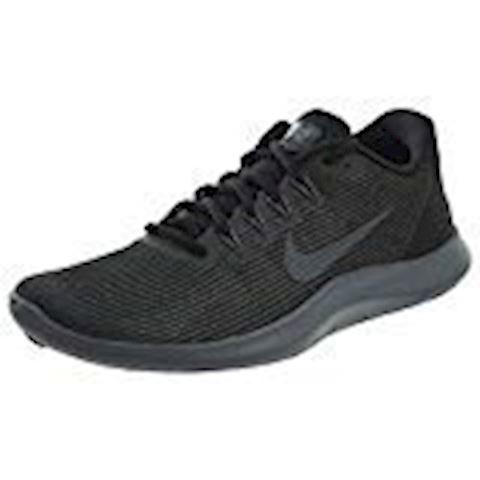 Nike Flex RN 2018 Women's Running Shoe - Black Image 10