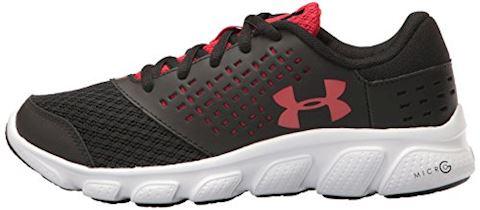 Under Armour Boys' Grade School UA Micro G Rave Running Shoes Image 5