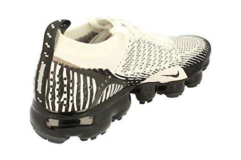 Nike Air VaporMax Flyknit 2 Zebra Men's Shoe - White Image 3