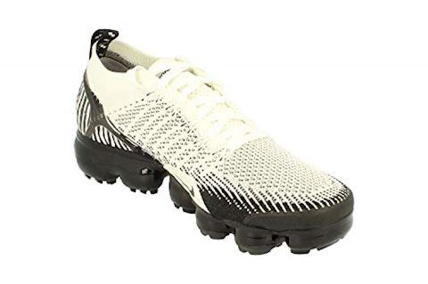 Nike Air VaporMax Flyknit 2 Zebra Men's Shoe - White Image 4