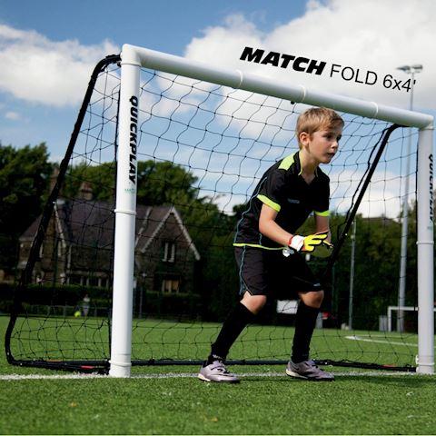 Match Fold 6ft x 4ft Football Goal Image
