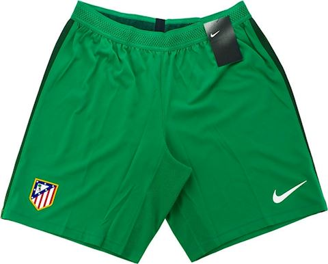 Nike Atlético Madrid Mens Goalkeeper Player Issue Home Shorts 2016/17 Image