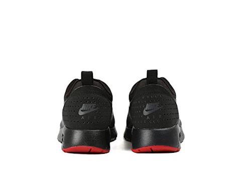 Nike Air Max Tavas Leather Kids Trainers Black Image 4