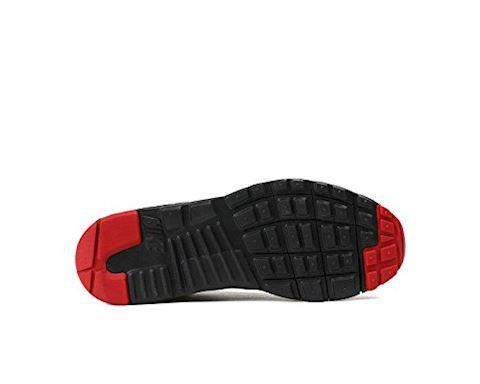 Nike Air Max Tavas Leather Kids Trainers Black Image 5