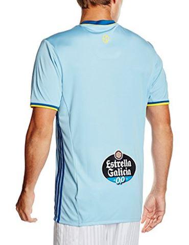 adidas Celta Vigo Mens SS Home Shirt 2016/17 Image 2