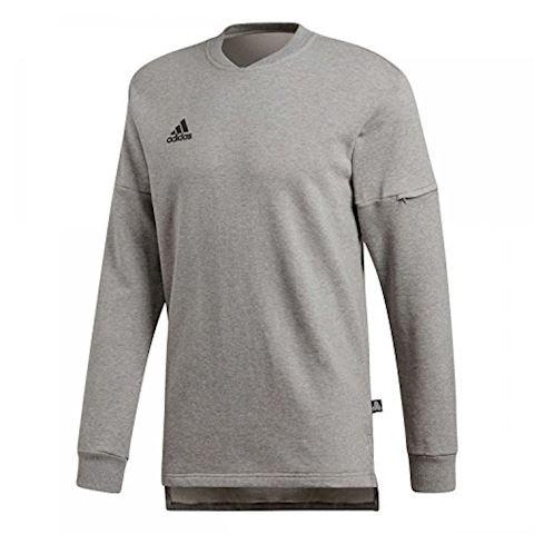 adidas Sweatshirt Tango - Medium Grey Heather Image