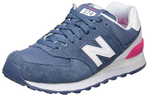New Balance 574 Suede Women's Shoes Image