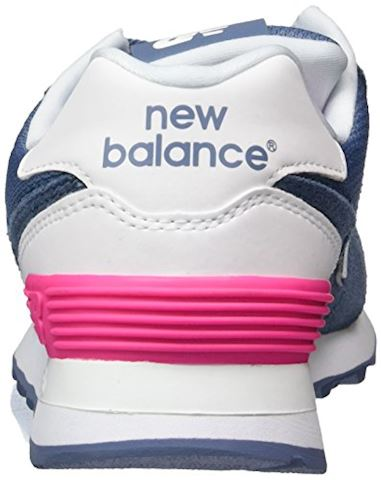 New Balance 574 Suede Women's Shoes Image 2