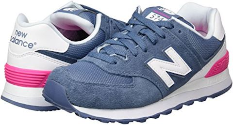New Balance 574 Suede Women's Shoes Image 5