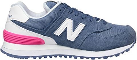 New Balance 574 Suede Women's Shoes Image 6