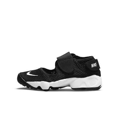 Nike Air Rift (10.5c-3y) Kids' Shoe - Black Image