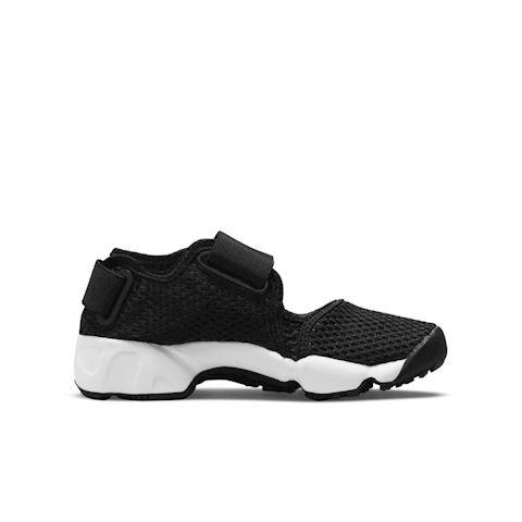 Nike Air Rift (10.5c-3y) Kids' Shoe - Black Image 3