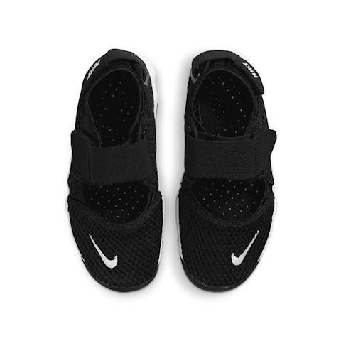 Nike Air Rift (10.5c-3y) Kids' Shoe - Black Image 4