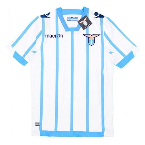 Macron Lazio Mens SS Player Issue Third Shirt 2014/15 Image