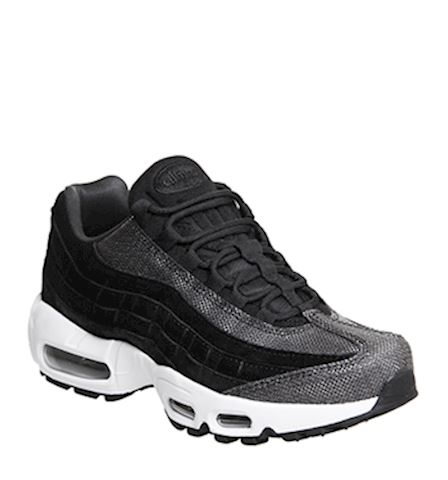 Nike Air Max 95 Premium Women's Shoe - Black Image