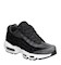 Nike Air Max 95 Premium Women's Shoe - Black Thumbnail Image