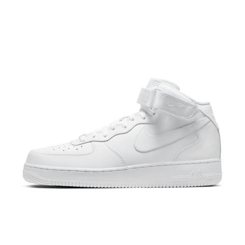 Nike Air Force 1 Mid' 07 Men's Shoe - White Image