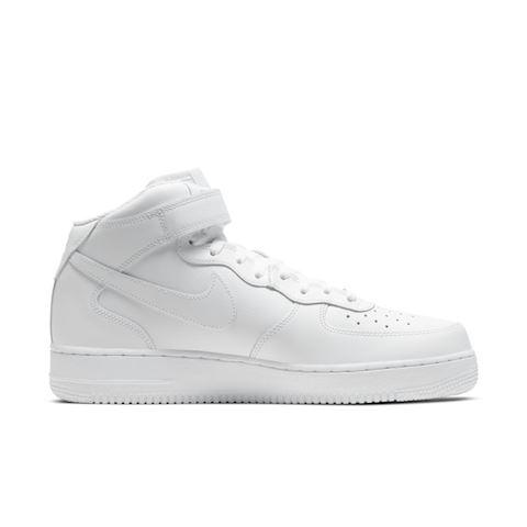 Nike Air Force 1 Mid' 07 Men's Shoe - White Image 3