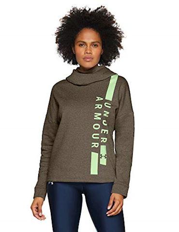 Under Armour Women's UA Rival Fleece Hoodie Image