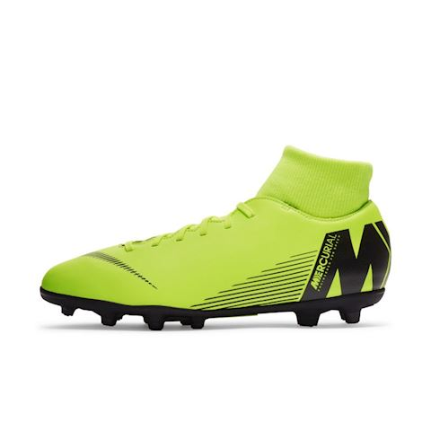 Nike Mercurial Superfly VI Club Multi-Ground Football Boot - Yellow Image