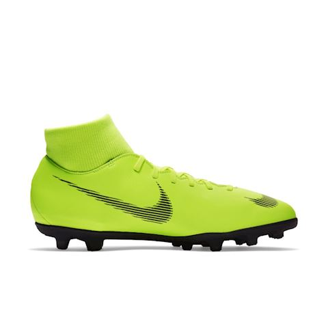 Nike Mercurial Superfly VI Club Multi-Ground Football Boot - Yellow Image 3