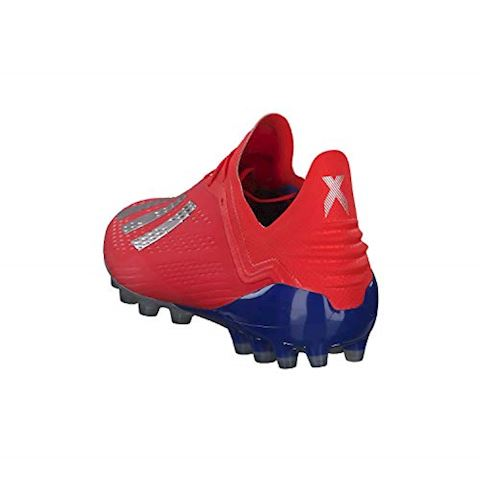 hot sale online ddd82 c14cb adidas X 18.1 AG Exhibit - Action Red Silver Metallic Bold Blue Image 4