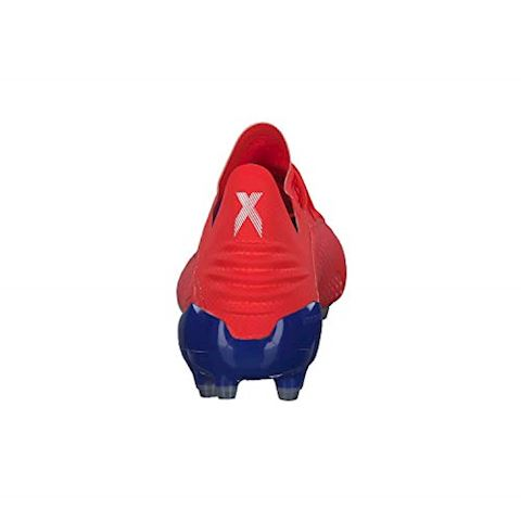 pretty nice c6c14 40bf4 adidas X 18.1 AG Exhibit - Action Red Silver Metallic Bold Blue Image 5