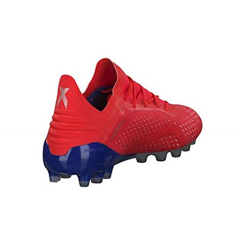 best service a617f 2d669 adidas X 18.1 AG Exhibit - Action Red Silver Metallic Bold Blue Image 6