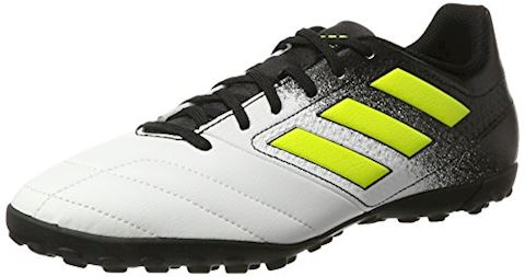 adidas Ace 17.4 Dust Storm Astroturf Football Boots White Image