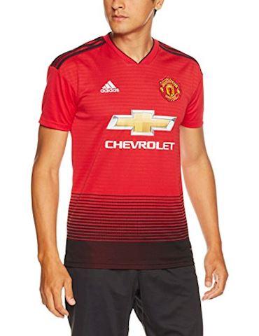 adidas Manchester United Mens SS Home Shirt 2018/19 Image