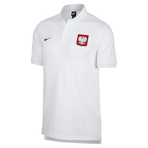 Nike Poland Men's Polo - White Image