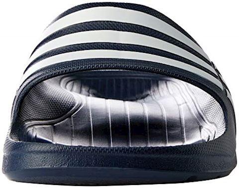 adidas  DURAMO SLIDE  women's Mules / Casual Shoes in black Image 15