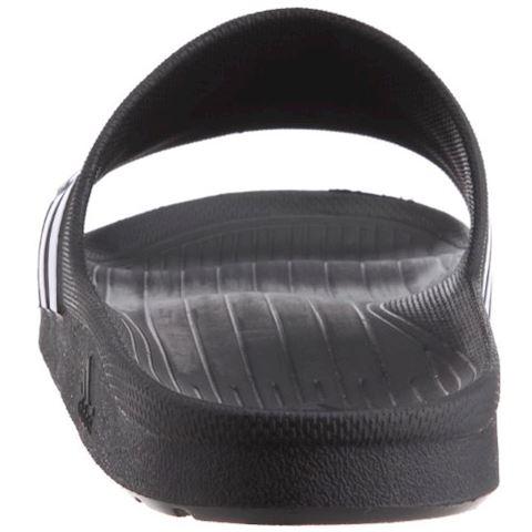 adidas  DURAMO SLIDE  women's Mules / Casual Shoes in black Image 2