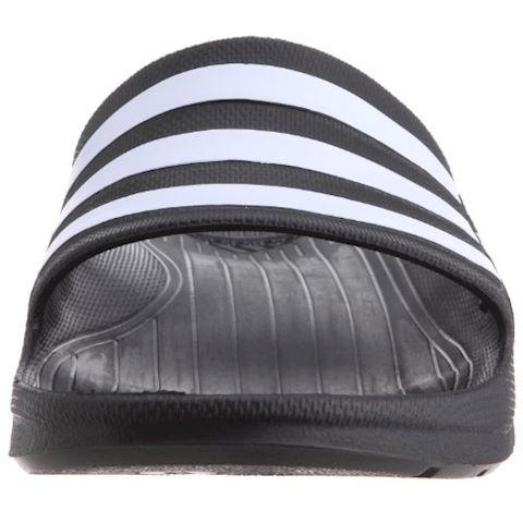 adidas  DURAMO SLIDE  women's Mules / Casual Shoes in black Image 4