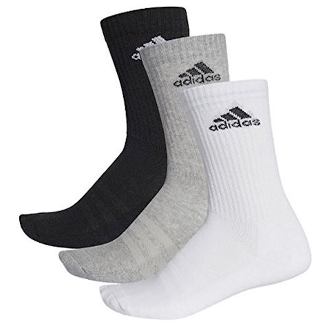adidas 3-Stripes Performance Crew Socks Image