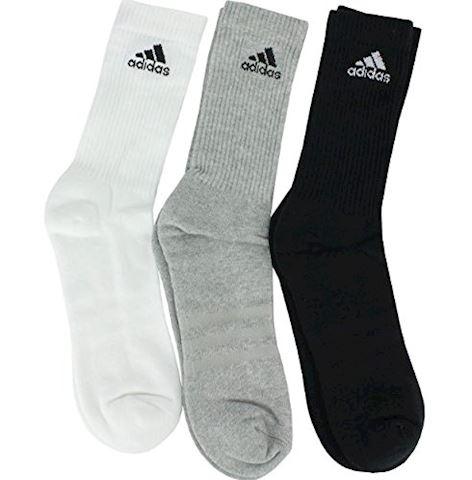 adidas 3-Stripes Performance Crew Socks Image 2