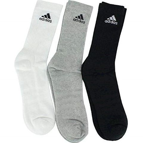 adidas 3-Stripes Performance Crew Socks Image 3