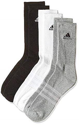 adidas 3-Stripes Performance Crew Socks Image 4