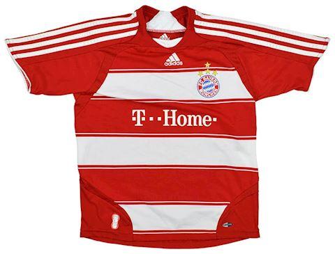 adidas Bayern Munich Kids SS Home Shirt 2007/09 Image 2