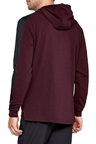 Under Armour Men's UA Microthread Terry Hoodie Image 6