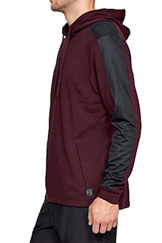 Under Armour Men's UA Microthread Terry Hoodie Image 7