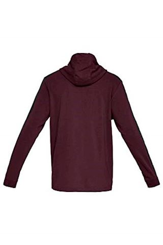 Under Armour Men's UA Microthread Terry Hoodie Image 8