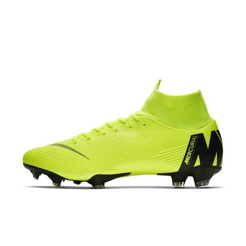 Nike Superfly 6 Pro FG Firm-Ground Football Boot - Yellow Image