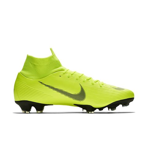 Nike Superfly 6 Pro FG Firm-Ground Football Boot - Yellow Image 3