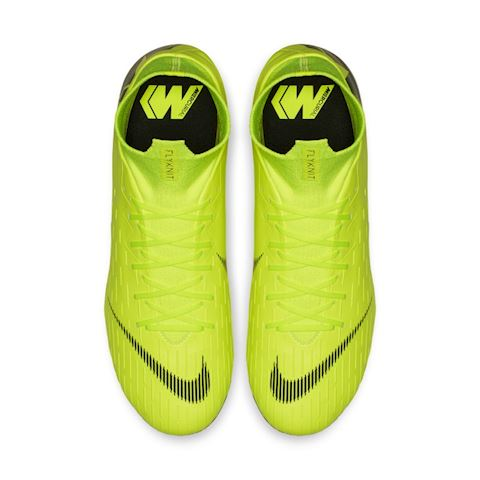 Nike Superfly 6 Pro FG Firm-Ground Football Boot - Yellow Image 4