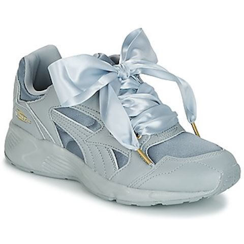Puma Prevail Heart Women s Satin Trainers Image f928a3d1f