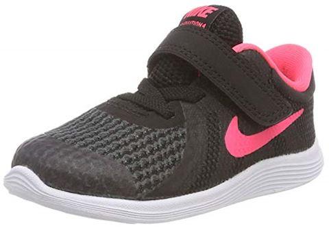 Nike Revolution 4 Baby& Toddler Shoe - Black Image